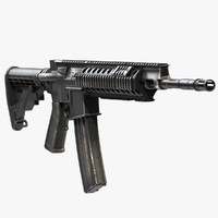 Barret Rec7 Assault Rifle
