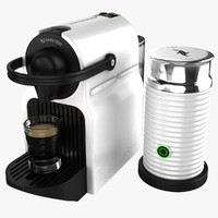 coffeemaker nespresso inissia krups 3d max