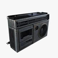 3d cassette player