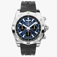 Breitling Chronomat Ocean Race Strap Virtual Model