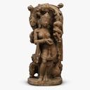 Mythical Gods and Goddesses 3D models