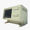 Apple Lisa 3D models