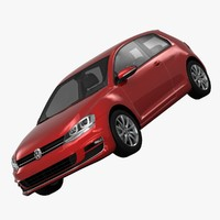 Volkswagen Golf 7 3-Door 2013