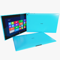 Nokia Lumia 2520 Blue Version