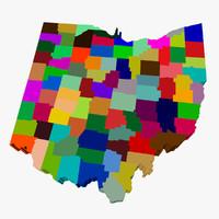 3dsmax counties ohio
