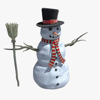 snowman holiday 3ds