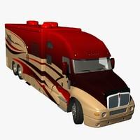 3d t2000 rv model