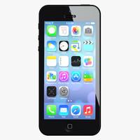 iphone 5 3d c4d