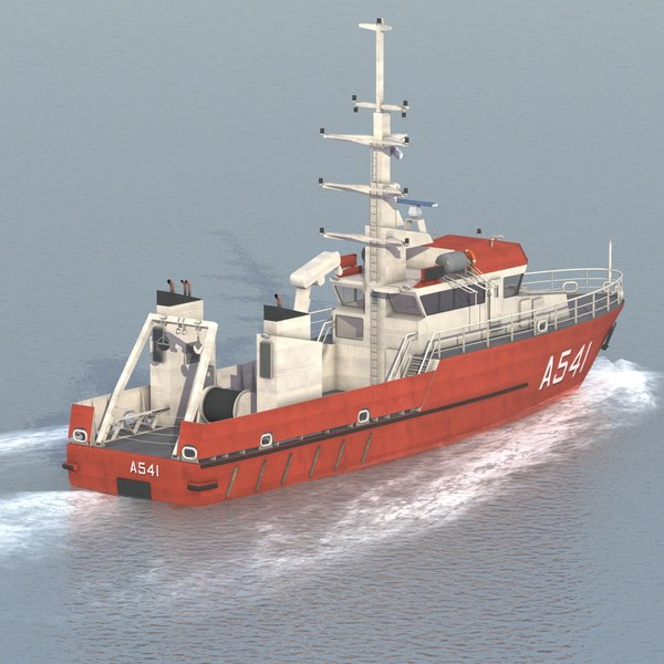 Birkholm Survey Vessel