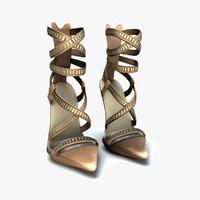 versace heels x