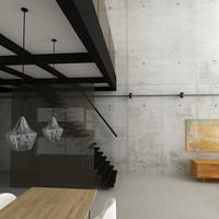 Loft Scene