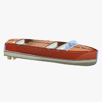 1940 chris craft triple max