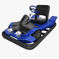 Electric Go Kart 01