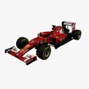 ferrari F1 3D models