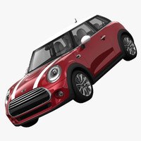 bmw mini cooper hardtop 3ds