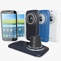 Samsung Galaxy Zoom K All Colors
