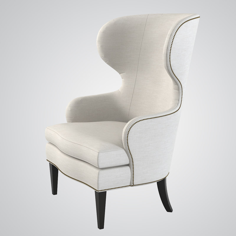 b Ethan Allen Rang Wing Chair classic classical best elegant traditional0001.jpg