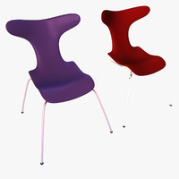 modern chair c4d