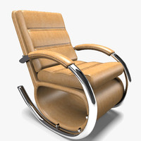 leather rocking chair 2 max