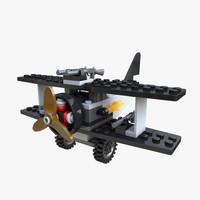 Lego Bi Wing Baron