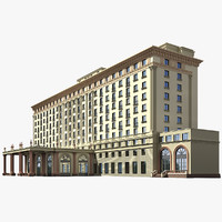 Classic Hotel Building