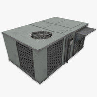 Rooftop Air Condition Unit