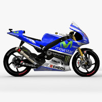 Movistar Yamaha YZR M1 Moto GP 2014 Jorge Lorenzo