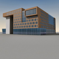 Modern Building 064