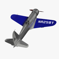 3d purchase hughes h-1 racer