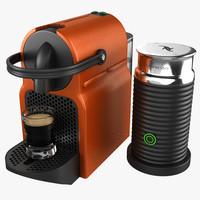 3d coffeemaker nespresso inissia magimix