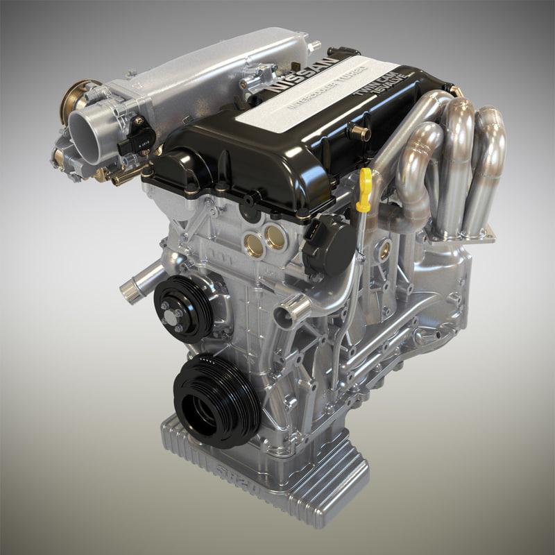Sr20det Turbo: Max Nissan Sr20det Turbo Engine