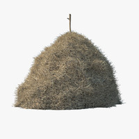 3ds max hay stack