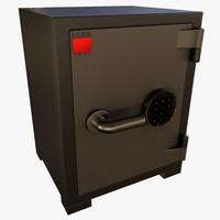 maya safe box