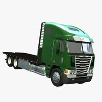 truck freightliner argosy platform lwo