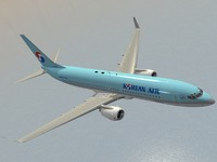 B 737-800 Korean Air