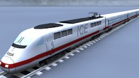 Ice - train (3ds)