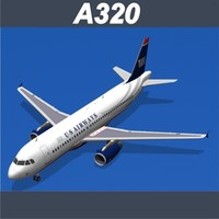 Airbus A320 US Airways