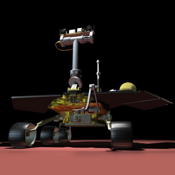 spirit rover model - photo #21