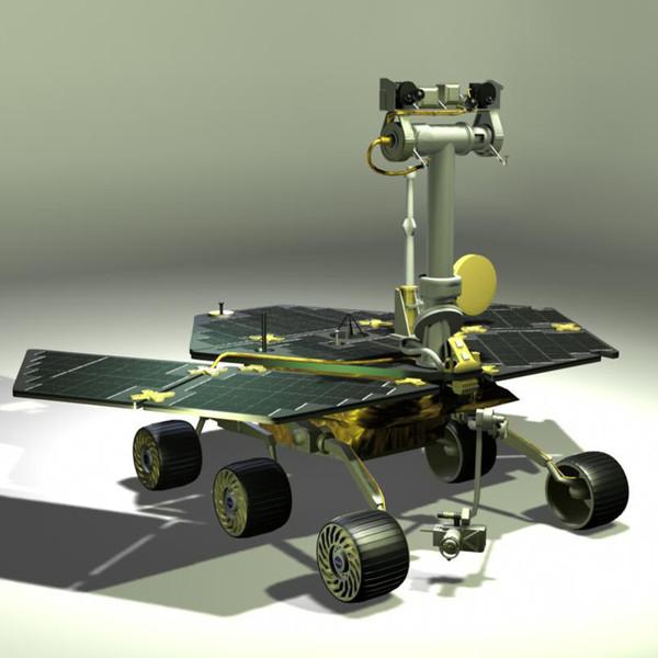 spirit rover model - photo #4
