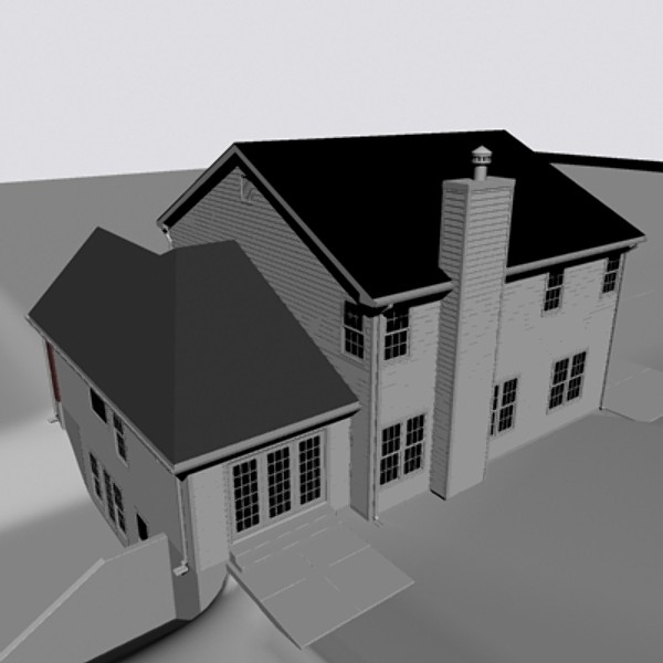 house 3d model - House_a0503a3.zip... by savitch