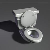 NURBS Toilet