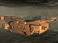 max continuous miner