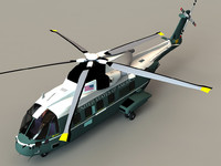 Marine One / US101 Helicopter
