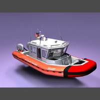 Coast Guard RB-101 Patrol Boat