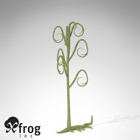 XfrogPlants Asteroxylon