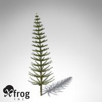 xfrogplants calamites plant 3ds