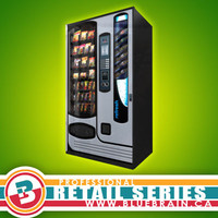 3d retail vending machine 3 model