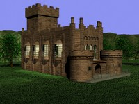 castle ireland 3d 3ds