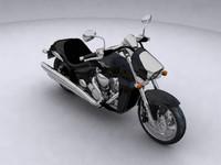 suzuki m1800r 3d model