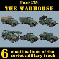 truck transport crane 3d max
